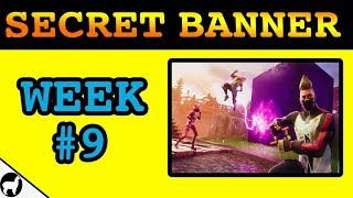"Secret Banner Week 9 ""Six-Sided Mystery"" Loading Screen Location 