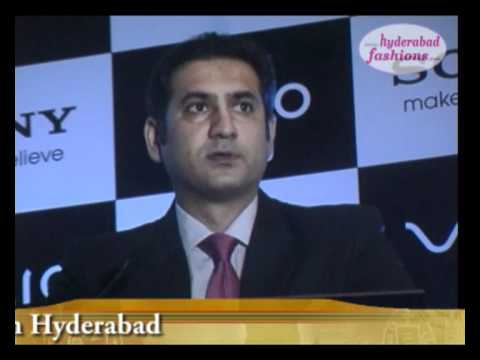 Sony India aims to sell 6.5 lakh VAIO units in FY12 in Hyderabad Video 2
