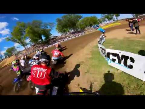 2019 Ironman National - GoPro Dean Wilson 450M2
