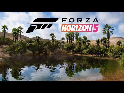 Студия Playground Games опубликовала полчаса звуков природы из игры Forza Horizon 5