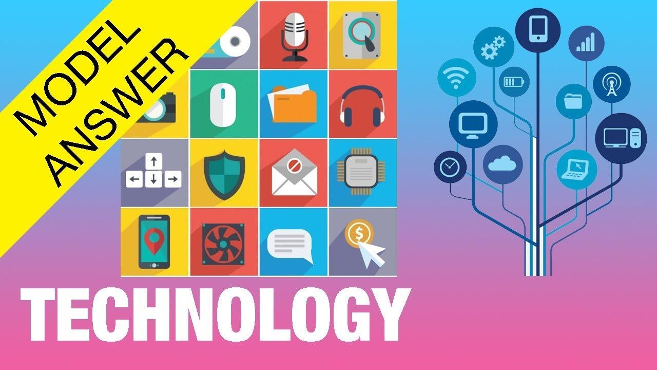 IELTS Speaking Test | TECHNOLOGY - IELTS Speaking Sample Answer 8 0+ with  tape script
