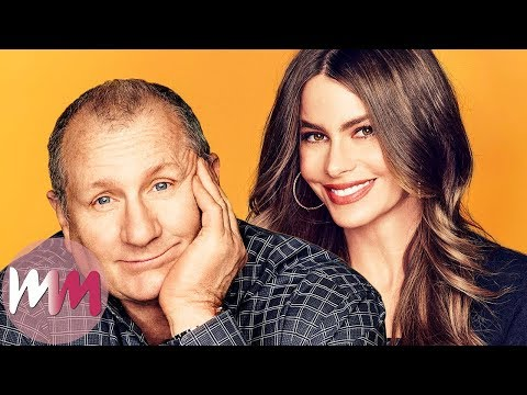 Top 10 TV Couples with Ridiculous Age Gaps