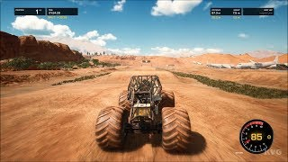 Monster Jam Steel Titans Gameplay (PC HD) [1080p60FPS]
