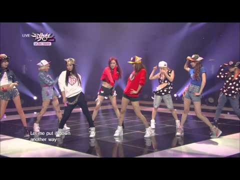 I Got A Boy (live) - Sooyoung version