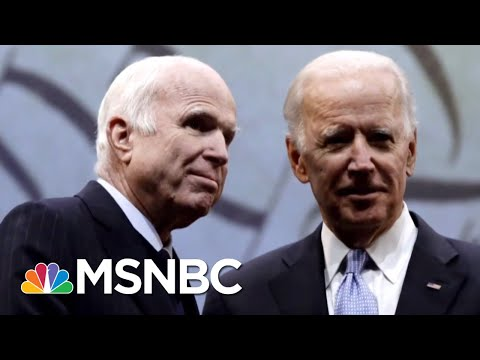 People Close To John McCain Couldn't Have Been Prepared: 'It's Tough'   Hallie Jackson   MSNBC