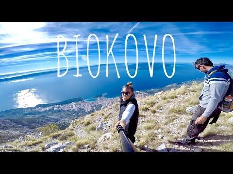 Croatia GoPro road trip to mountain Biokovo I Nature Park
