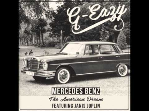 G eazy feat janis joplin mercedes benz the american for Mercedes benz janis