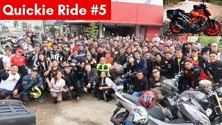 IT'S RAINING BIKES│Ride to Calatagan│Cape Santiago Lighthouse│Sinangag Express