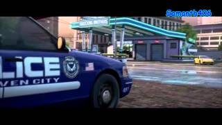 NFS Most Wanted - Music Video