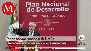 Senado citará a Carlos Urzúa por renuncia de Germán Martínez al IMSS