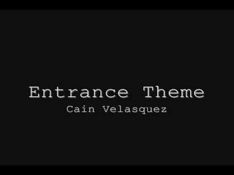 Mma Entrance Theme Cain Velasquez