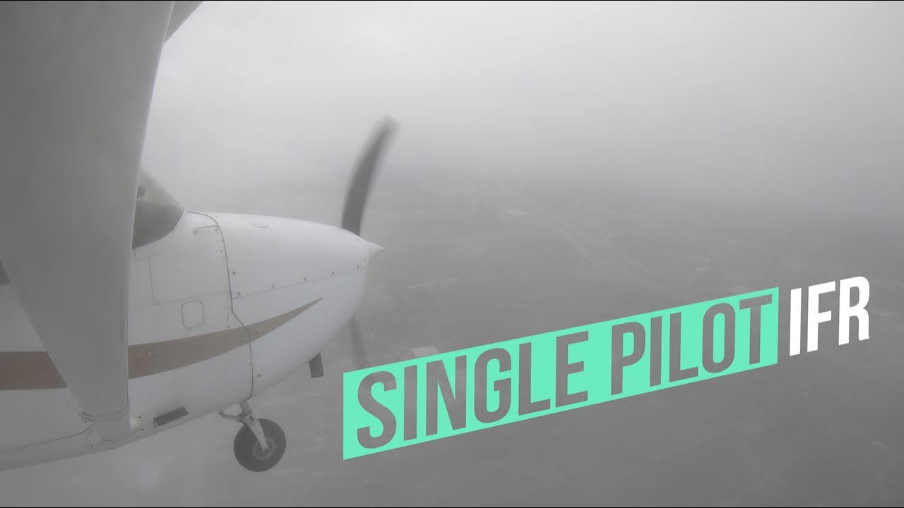 Download Single Pilot IFR| Maintaining My Instrument Flying Skills