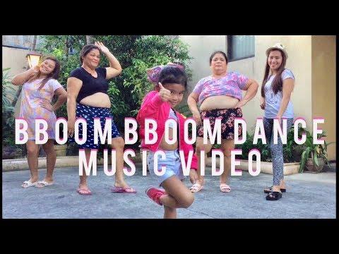 BBOOM BBOOM Dance - Music Video by Mela Francisco