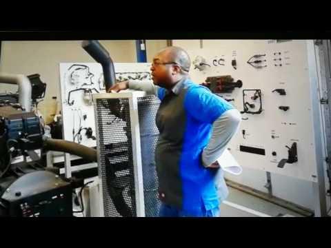 Thornton High School's Diesel Mechanic Program Powered by Navistar