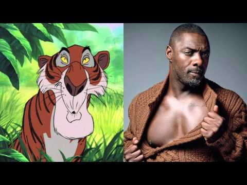 Shere Khan's theme - Idris Elba's original song for The Jungle Book