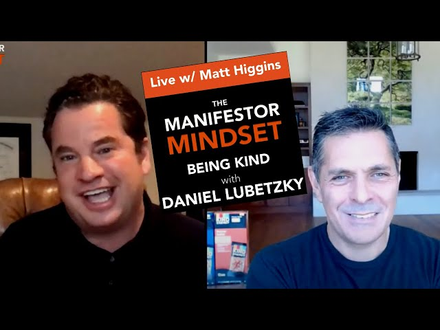 Being KIND with Daniel Lubetzky
