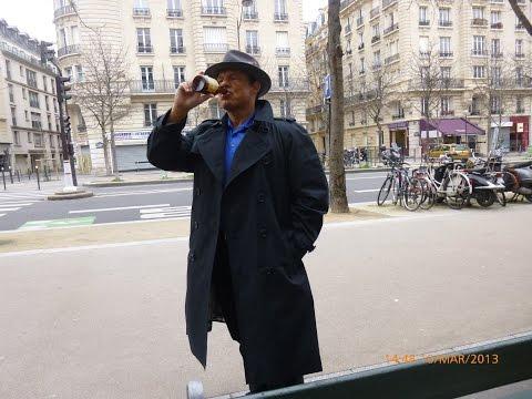 A Day in France 2013 03 10—Paris: Montparnasse, Mouffetard, Panthéon, Monge, Hôtel de Ville