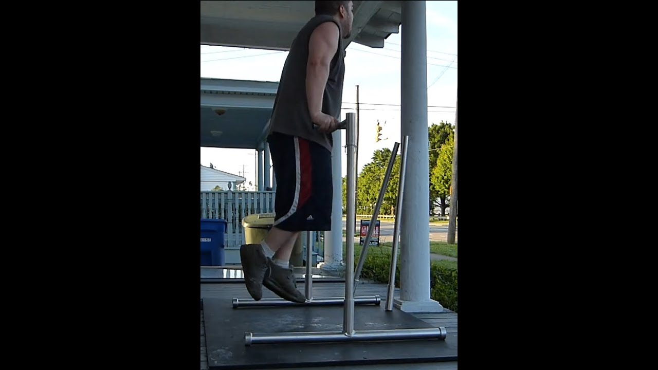 Trapeze Rigging All In One Pull Up Bar Dip Stand Review