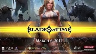 Blades of Time (Xbox 360 - PS3)