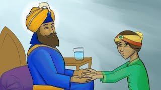 गुरु गोबिंद सिंह जी एंड द बॉय विद सॉफ्ट हैंड्स | सिख ऑडियो स्टोरी - सिखनेट.कॉम screenshot 3