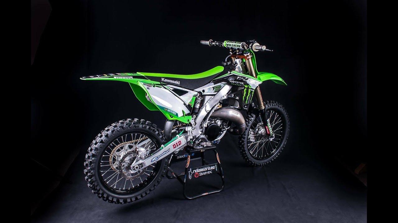 Kawasaki Kxf 2018 – Idea di immagine del motociclo