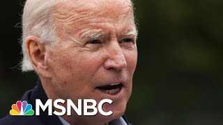 Biden Torches Trump For 'Waving The White Flag' On Covid-19 | The 11th Hour | MSNBC