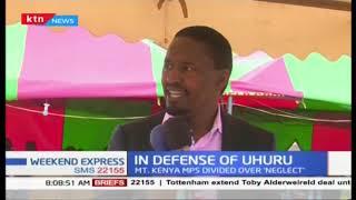 Has President Uhuru neglected Mt Kenya region? | Mps divided over \