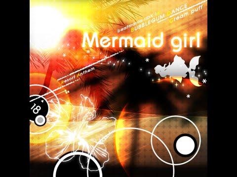 [中文字幕] Cream puff - Mermaid girl (ダンエボ Edit.)