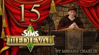 the Sims Medieval #15 - Квест