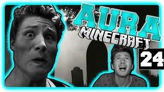 DNER TOT!!! :''O | Minecraft AURA #24 | izzi & Dner