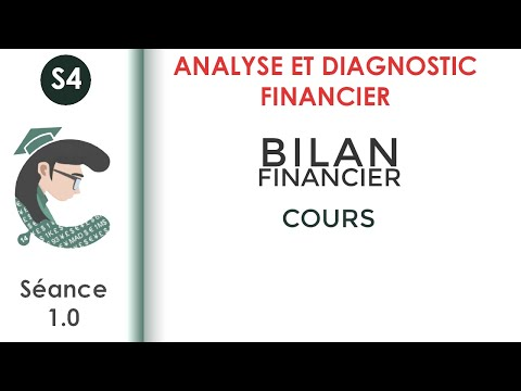 Diagnostic financier: le bilan financier