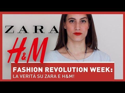 LA VERITÁ SU ZARA E H&M: Fashion Revolution Week