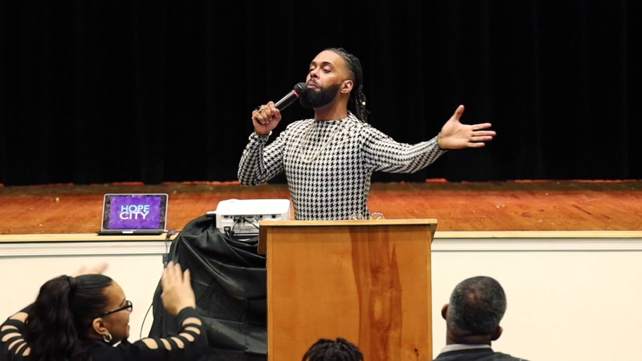 Possess It- Pastor Cameron Washington