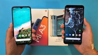Xiaomi Mi A3 Vs Mi A2 Comparison   Speed Test And Dimensions