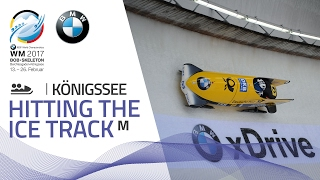 Francesco Friedrich plays the lead role | BMW IBSF World Championships 2017