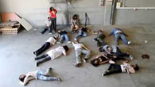Download Zombie Harlem Shake - Buryfamily MP3 song and Music Video