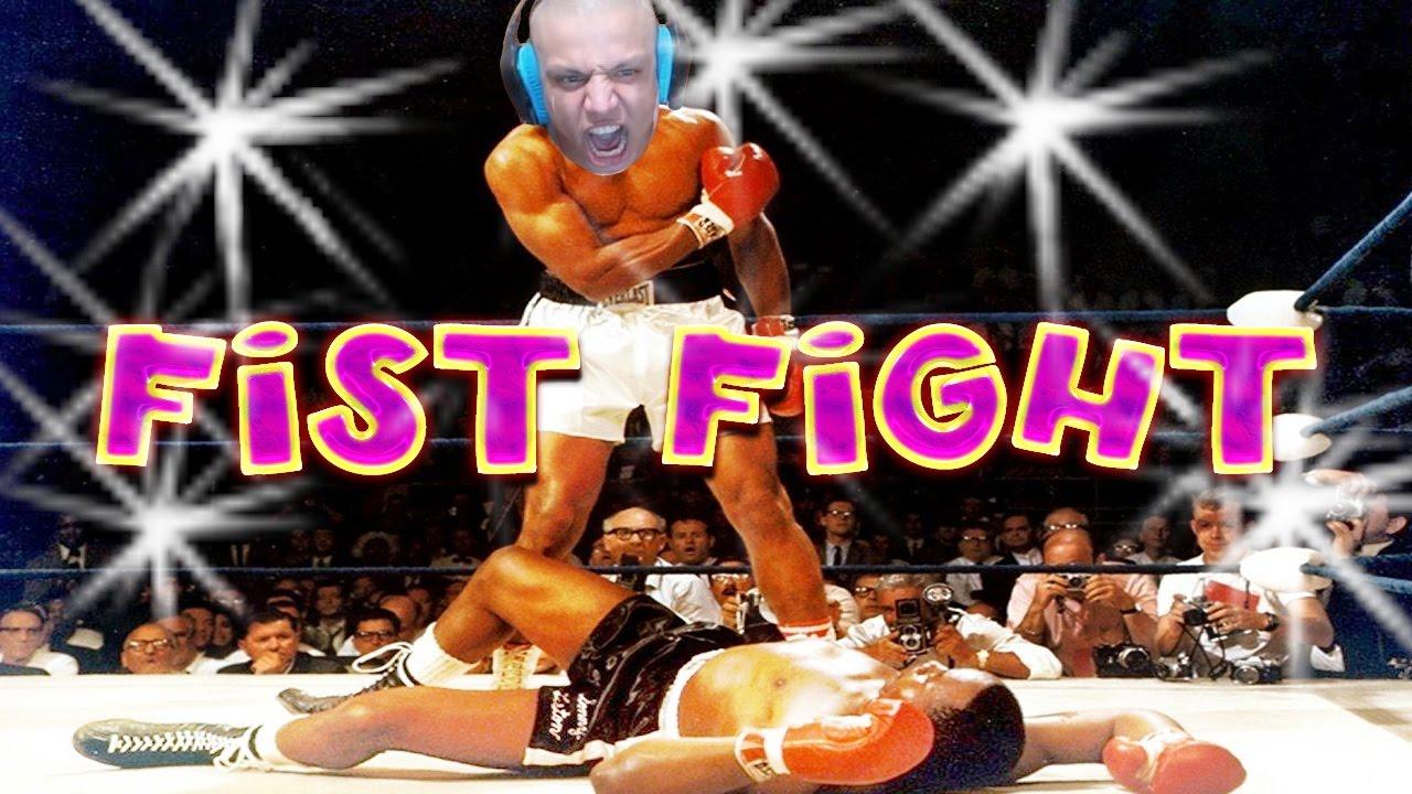Idea watch fist fights good