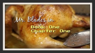 Fifty Shades of Chicken |  Co-starring Mr. Shades of Mom
