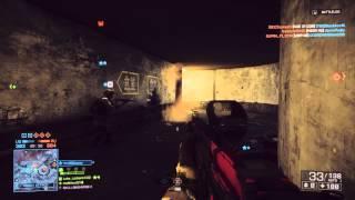Battlefield 4 airburst EXTREME