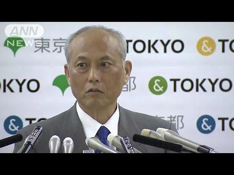 """舛添都知事""""政治資金疑惑""""釈明会見ノーカット10(16/05/13)"""