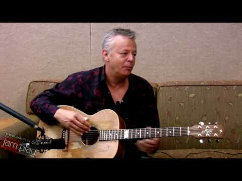 Interview with Tommy Emmanuel