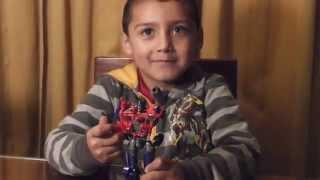 Martin Urzúa Optimus Prime Camión Viejo
