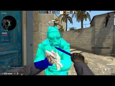 CS:GO: Rage Hacker Calling Enemy Team To Troll 2