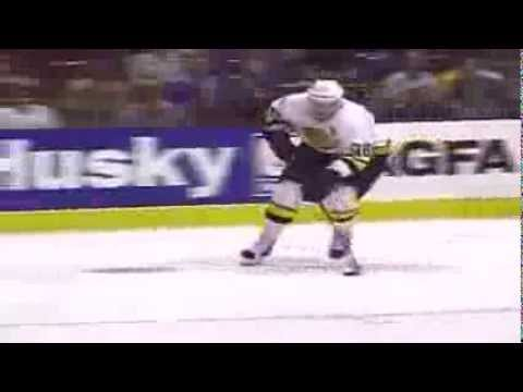 He Did What?! Vancouver Canucks Pavel Bure '97