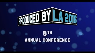 produced by conference sizzle reel