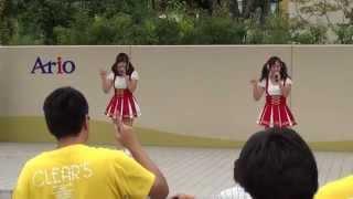 イベント名:IDOL SUMMIT in Ario 倉敷 日付:2012/09/22(土) 場所:...