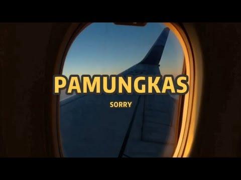 Pamungkas Sorry ( Lirik Dan Terjemahan )