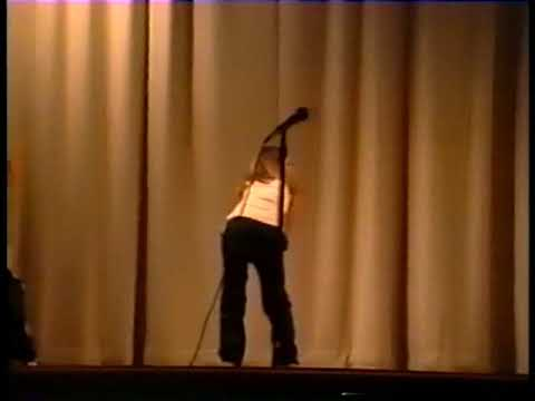 Standard Middle School talent show 1999