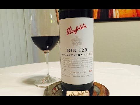 Episode 308: 2014 Penfolds Bin 128 Coonawarra Shiraz, South Australia