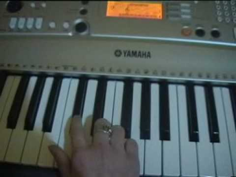 How to play Ich bin ich - Rosenstolz